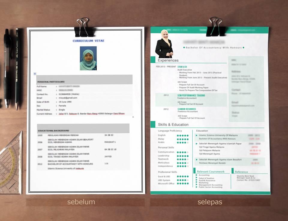 blog anamizu u2122  jejak digital   contoh resume mudah dan kemas