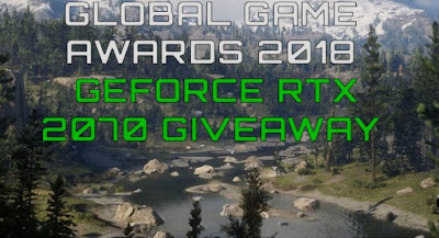 Global Game Awards - PS4 Pro or 400 Steam Cash Giveaway #Worldwide
