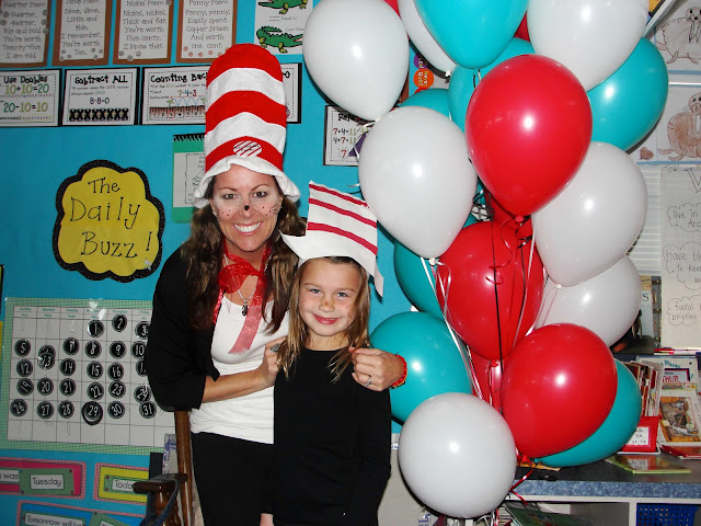 Dr. Seuss, Read Across America Day