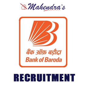 Recruitment of Specialist Officer in Bank Of Baroda | 913 Vacancies