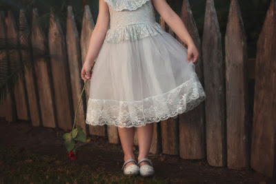 Good Looking Amidala Dress in Antique Grey Color for Baby Girl
