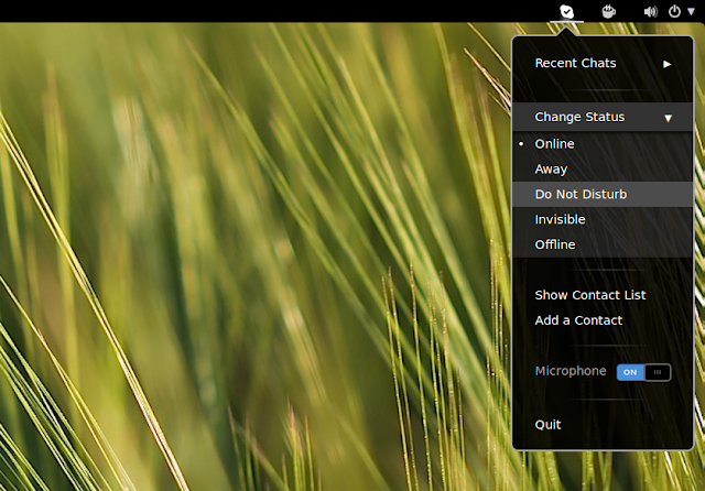Skype Integration GNOME Shell Extension Puts Key Features