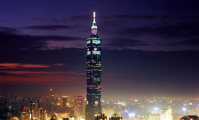 Wisata di Taiwan