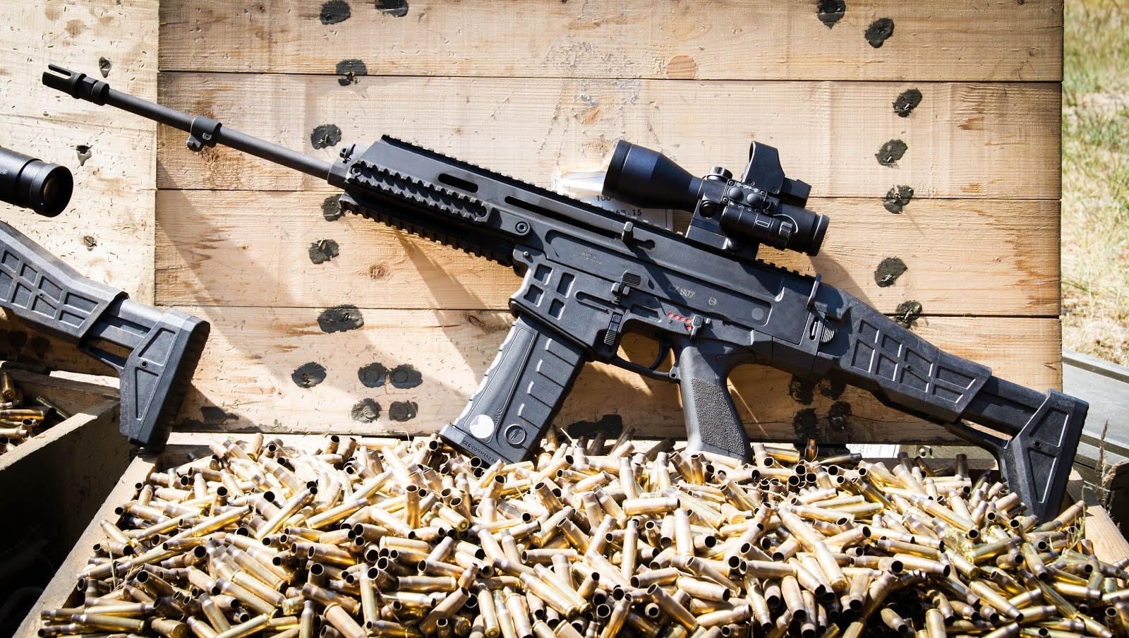 Top assault rifle in the world