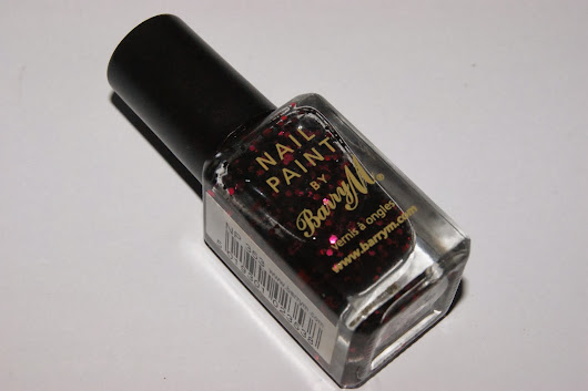 Barry M - Ruby Glitter