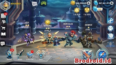 Download Heroes Infinity Mod Apk 1.3.0 Unlimited Money Update Terbaru