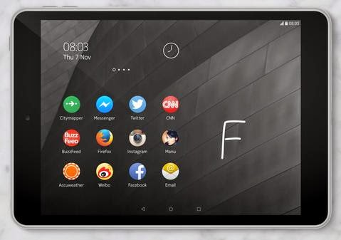 Nokia Returns with the Nokia N1 Android Tablet