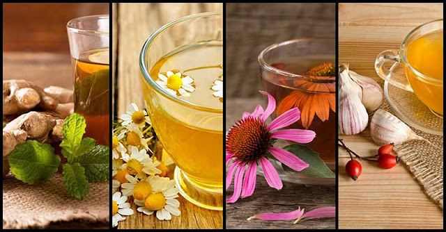 Effective Herbal Teas For Sinus Troubles