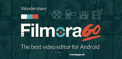 تطبيق FilmoraGo لتحرير و مونتاج مقاطع الفيديو , برنامج تعديل الفيديو للأندرويد, برنامج مونتاج الفيديو واحتراف الإخراج والمونتاج