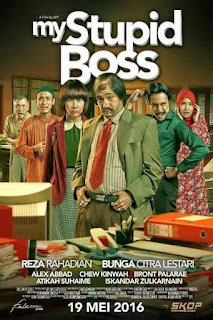Download Film My Stupid Boss (2016) WEB-DL