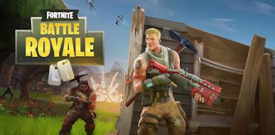 Fortnite Battle Royale 5.30.0-4308 Apk + Data for Android
