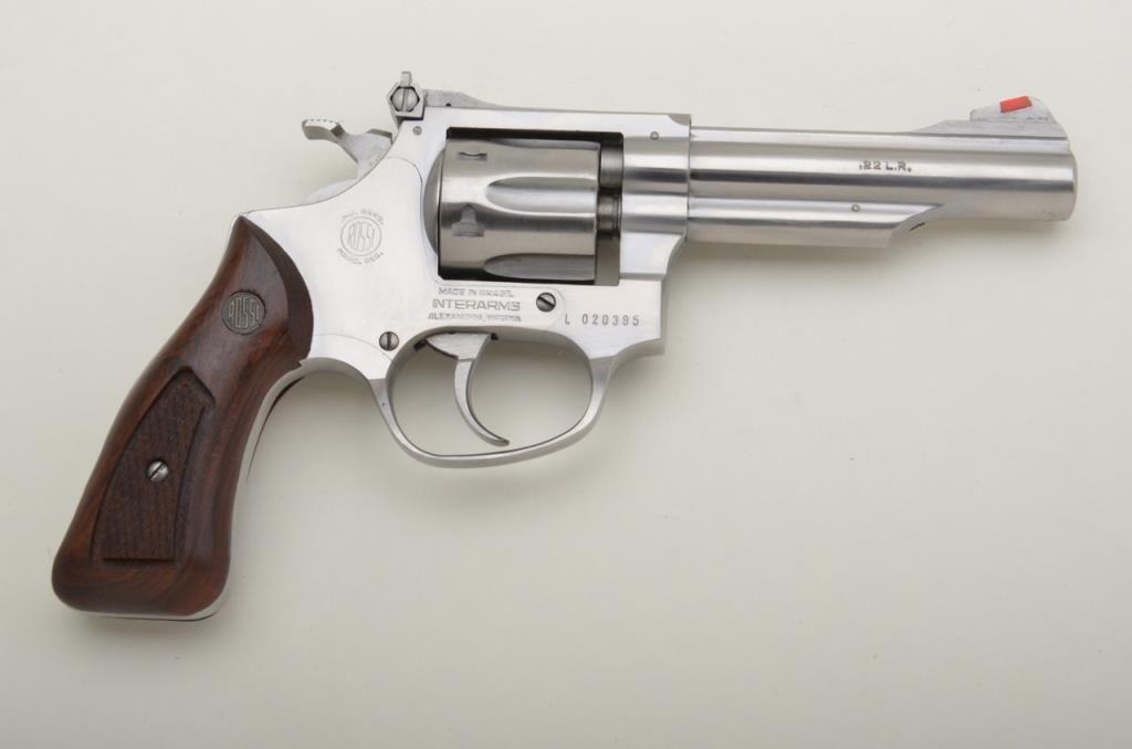 Sala de Armas: Revólver Rossi Modelo 511 - Cal  22 LR