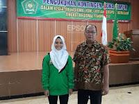 Fatima, Petenis Meja dari MAN 2 Kota Madiun Wakili Jatim di Aksioma Nasional