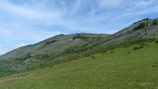 Pico Cabezu - Sierra de Las Aves