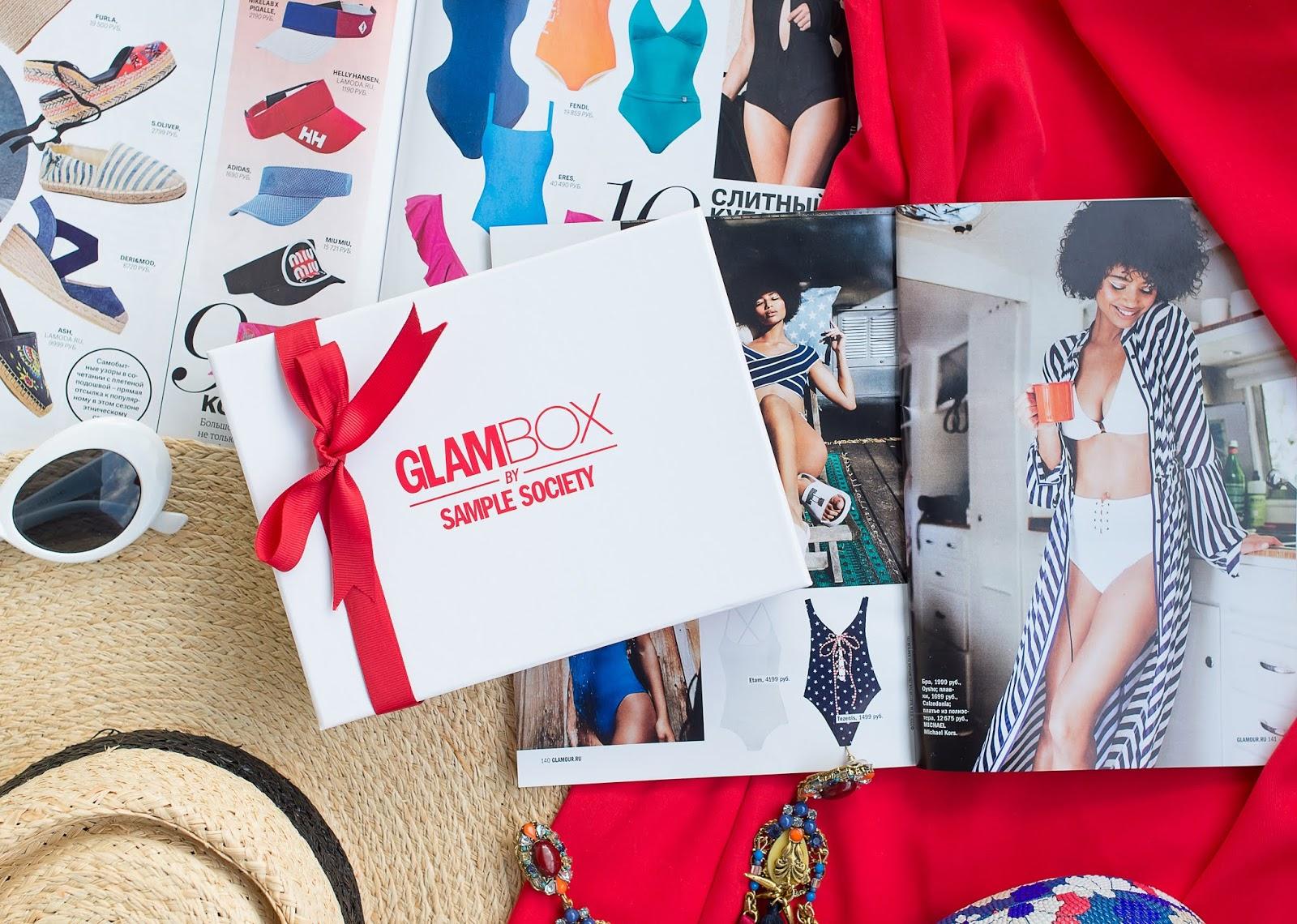 http://www.recklessdiary.ru/2018/08/glambag-glambox-iyun-Sample-Society-byuti-boksy-otzyvy.html