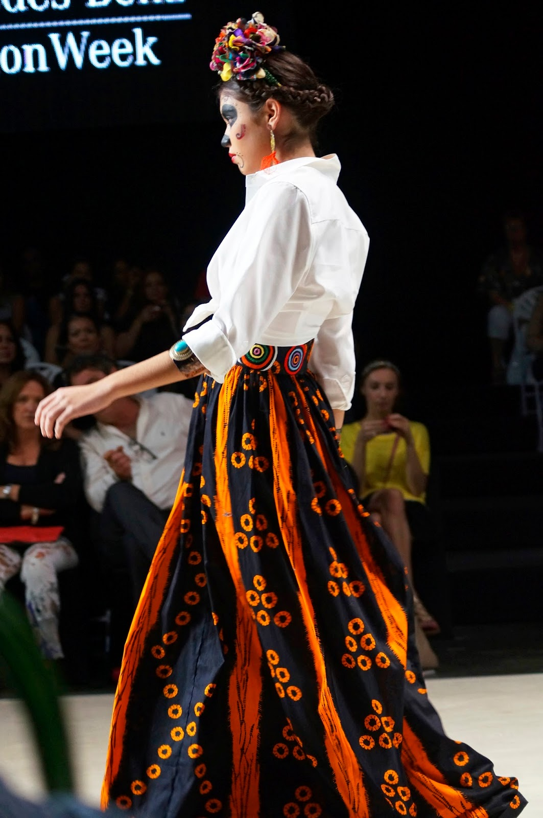 Annie Chajin Designs, Panama Fashion Week 2014