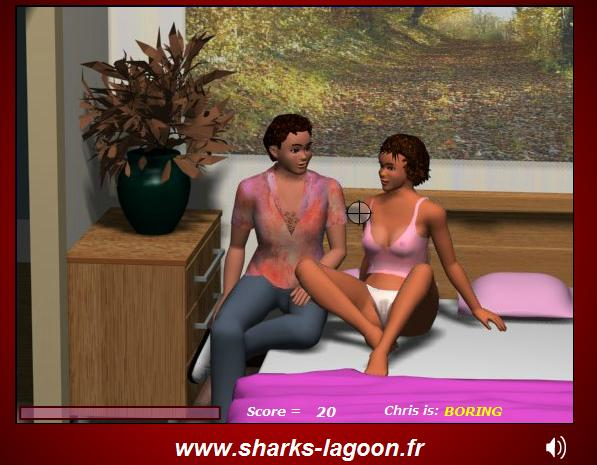 Sharks Blue Lagoon Online Games 65