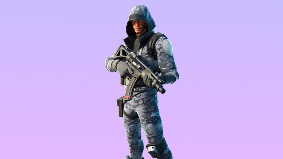 Chillout, Fortnite, Skin, Outfit, 4K, #7.881