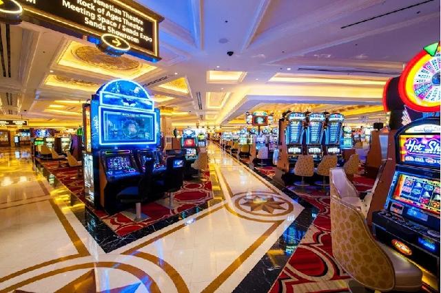 Cassinos emLas Vegas