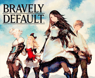 Download Manga Bravely Default: Flying Fairy Bahasa English