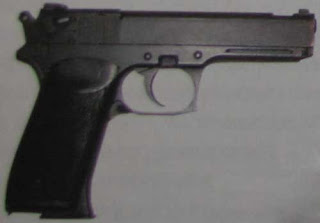 "5,45-мм автоматический пистолет ОЦ-23 ""Дротик"""