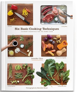 Six Basic Cooking Techniques  cover