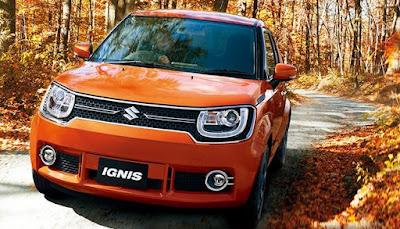 New 2016 Maruti Suzuki Ignis HD Images