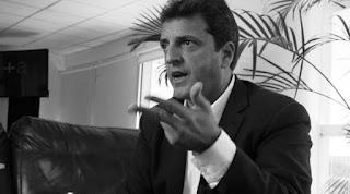 Sergio Massa volvió a quedar en el centro de la escena. La suerte del proyecto de ley para prohibir los despidos, aprobado anteayer en el Senado, depende en buena medida de la posición que adopte el interbloque federal UNA.