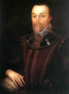 Francis Drake - English Explorer