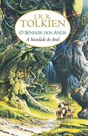 Livro O Senhor dos Anéis. os 10 melhores livros de fantasia
