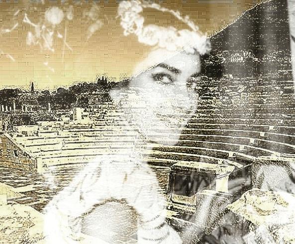 Αποτέλεσμα εικόνας για Η Αριάδνη στους Δελφούς λυρικες τραγουδιστριες