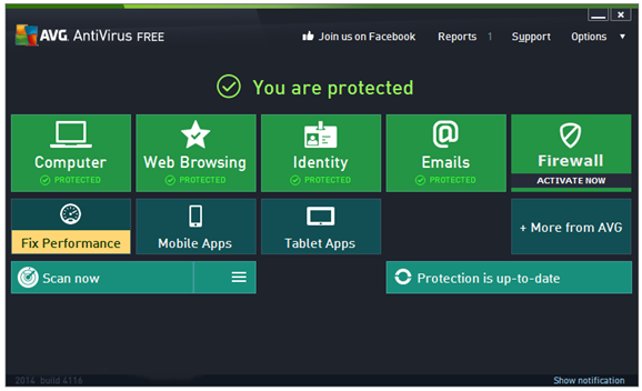 Top 5 Free Anti Virus For Better Security of PC Laptop
