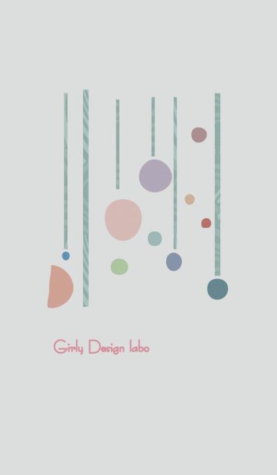 女の子デザイン研究所 - [和]パステル -