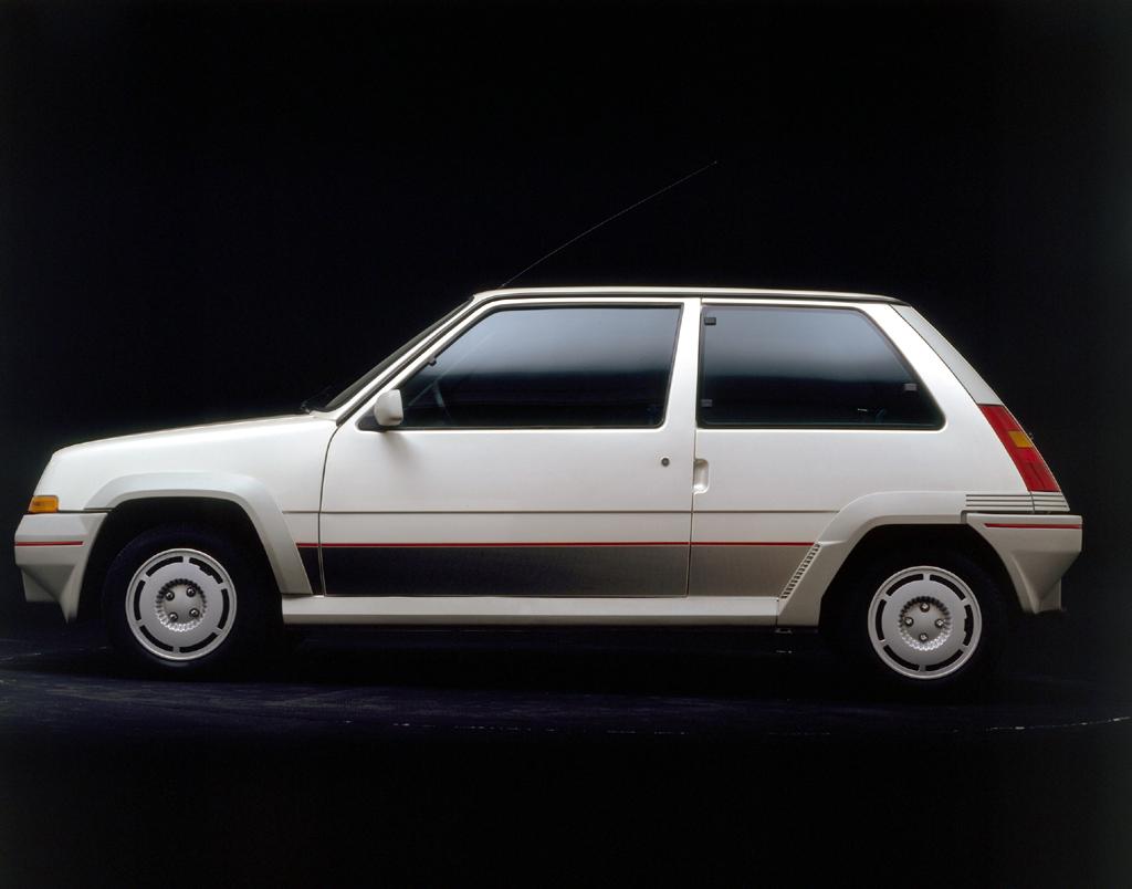 1985 1990 renault supercinq gt turbo dark cars wallpapers. Black Bedroom Furniture Sets. Home Design Ideas