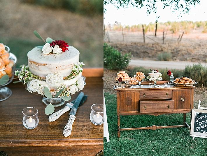 Bohemian Inspired California Wedding At Holly Farm: Boho Glam Outdoor Farm Wedding From Selcouth Creative