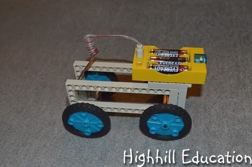 highhill homeschool make your own remote control car. Black Bedroom Furniture Sets. Home Design Ideas