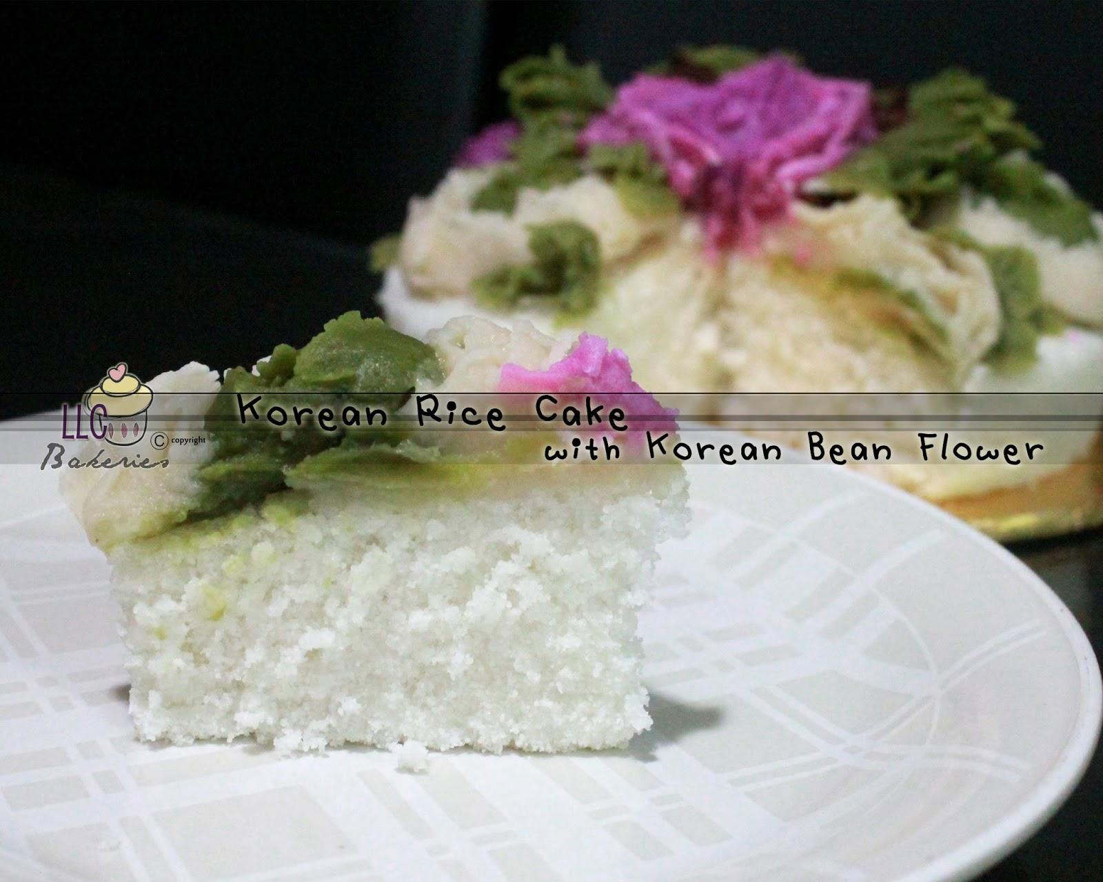 Outstanding Llc Bakeries Korean Rice Cake Baekseolgi With Korean Bean Birthday Cards Printable Giouspongecafe Filternl