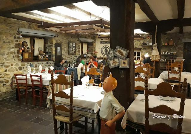 Restaurante Donamaiako Benta, Donamaría