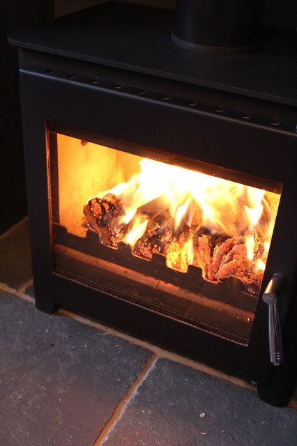 alternative logs for wood burners