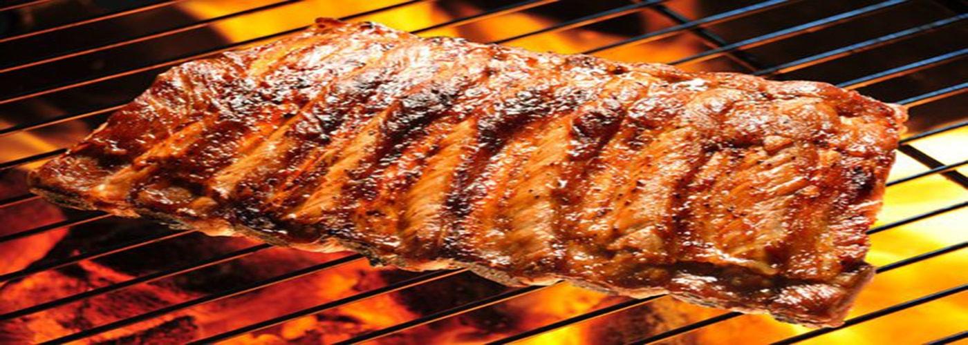 Thịt nướng than không khói