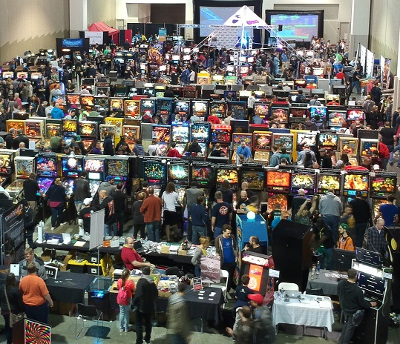 Midwest Gaming Classic Hall