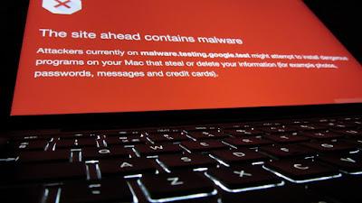 Gejala komputer terkena malware