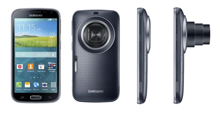 Harga dan Spesifikasi HP Samsung Galaxy K Zoom Terbaru