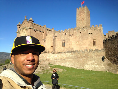 A really nice castle, full of Japanese-Navarran history and culture