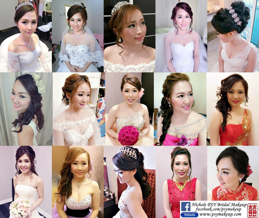 list of bridal makeup artists in malaysia