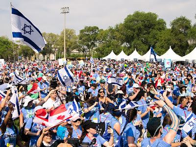 Marcha en Toronto en apoyo de Israel