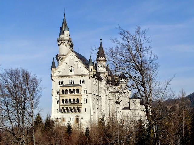 Visitando los castillos de Füssen