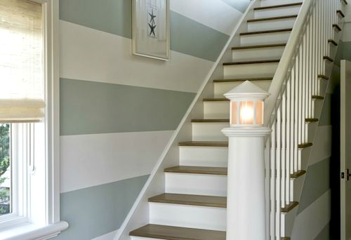 Nautical Lighthouse Newel Post A Beacon Of Light For The