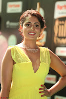 Madhu Shalini Looks Super Cute in Neon Green Deep Neck Dress at IIFA Utsavam Awards 2017  Day 2  Exclusive (47).JPG