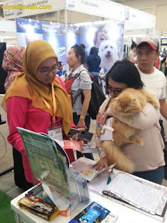 Kegiatan Indonesia Pet Animals Expo 2018